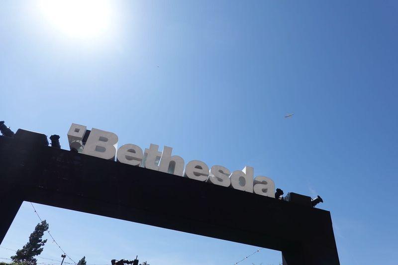 贝塞斯达发布会现场精彩图集 感受场内热烈气氛
