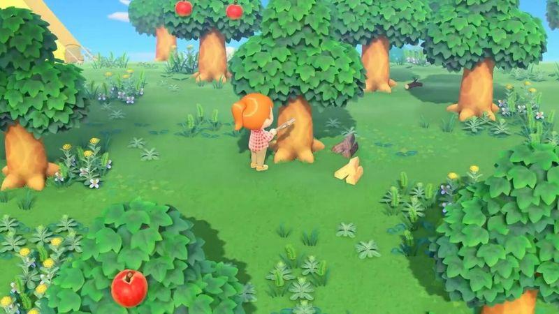 《集合啦!動物森友會》將于3月20日發售 新宣傳視頻公布