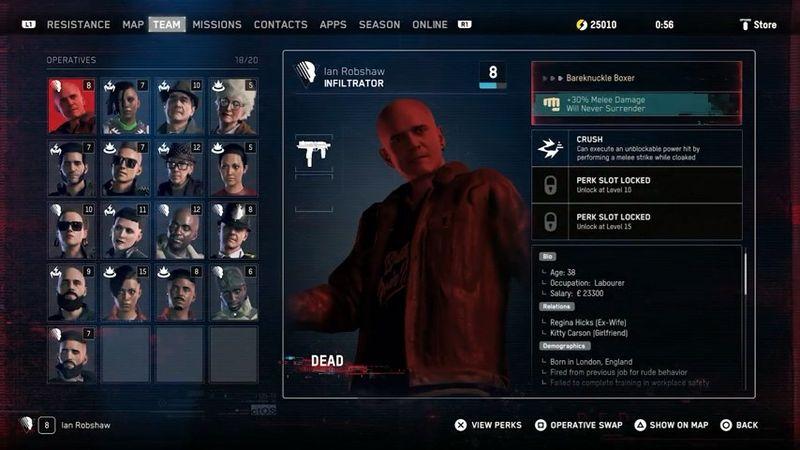 《看门狗 军团》E3试玩报告:X-COM遭遇育碧沙盒