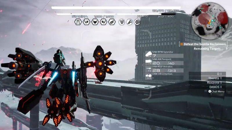 《DAEMON x MACHINA》树屋实机视频 机甲战斗彰显硬派风格