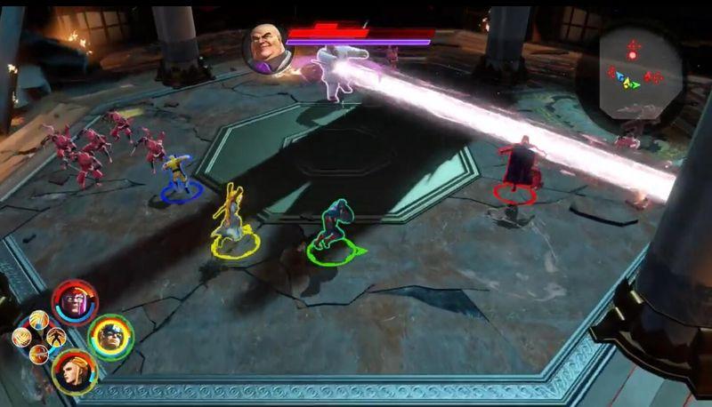 《漫威终极联盟3 黑色教团》实机游玩演示 全方位的英雄体验