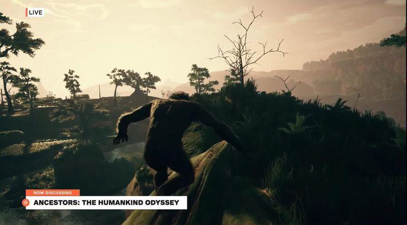《先祖 人类奥德赛》试玩片段公开 探索千年以前的残酷世界