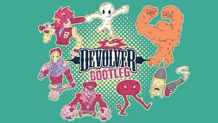 《Devolver 山寨合集》评测:他们山寨了自己,这还真不是个玩笑
