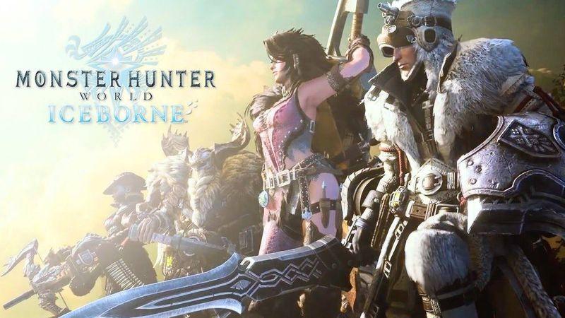 《怪物猎人世界 Iceborne》Beta测试火龙盾斧狩猎视频