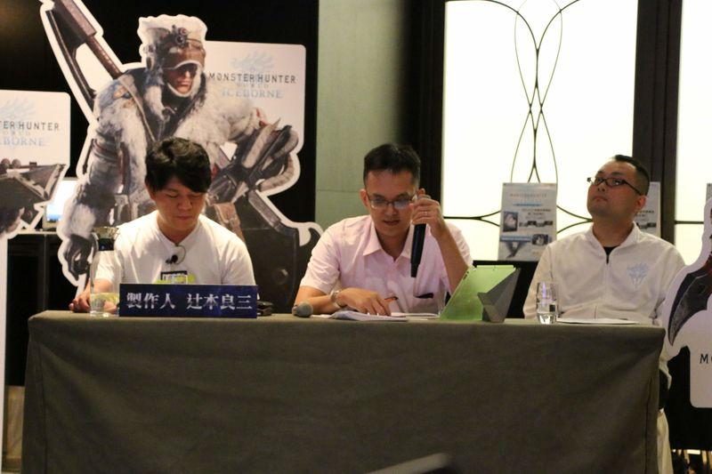 《怪物猎人世界》台北活动采访:新难度会带来挑战但不会很极端