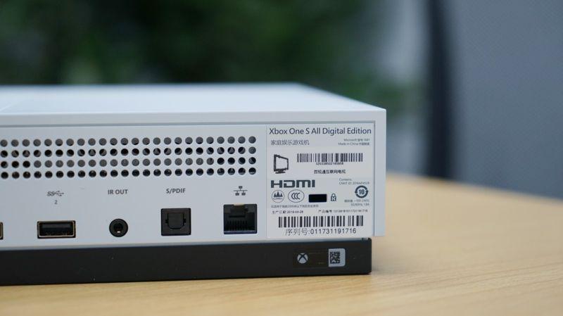 忘掉光驱拥抱XGP 全数字版Xbox One S是一扇窥探未来的窗