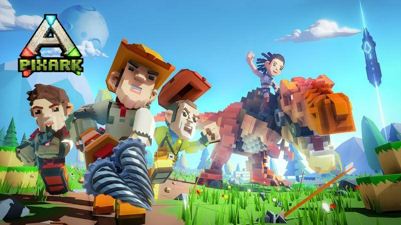 《方块方舟》评测:在这个有棱有角的世界里体验生存和创造