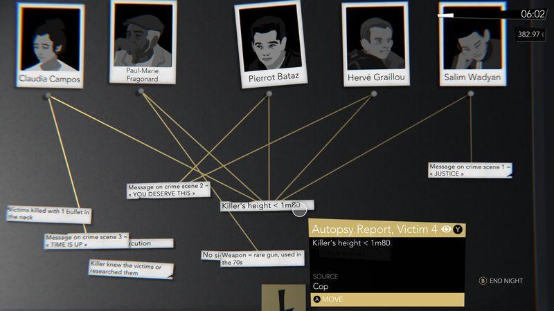 《Night Call》评测:借谜案背景描绘巴黎众生相