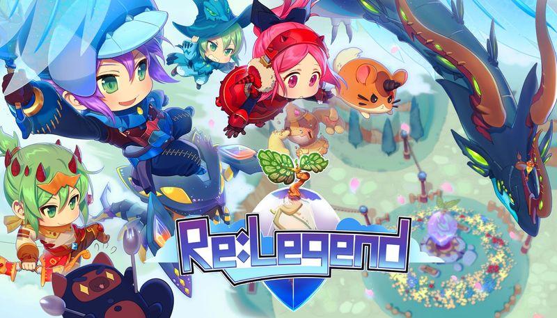寵物養成冒險游戲《Re:Legend》將在8月上線Steam搶先體驗