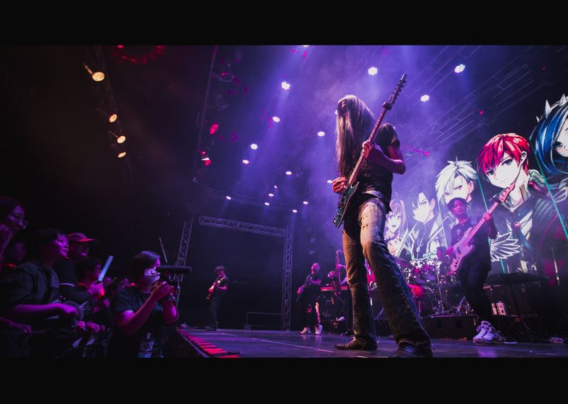 Falcom jdk BAND将于8月在国内6座城市举行巡演