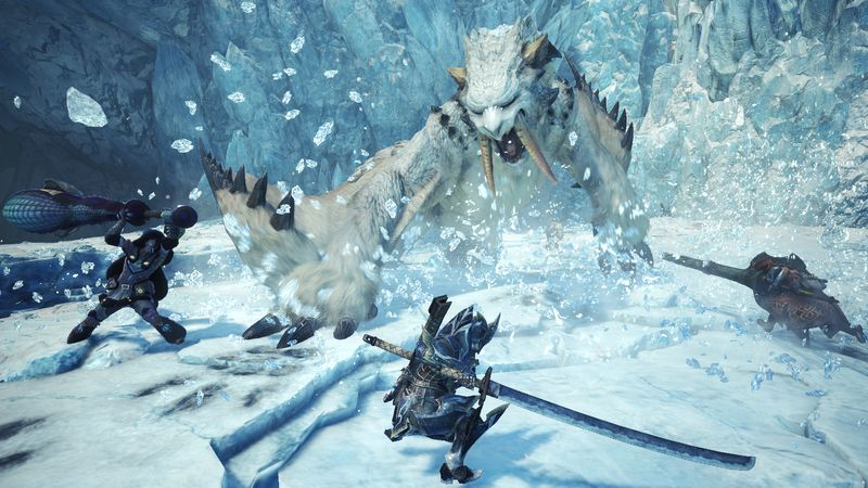 《怪物猎人世界 Iceborne》制作人专访:机制的改动将更加富有挑战性