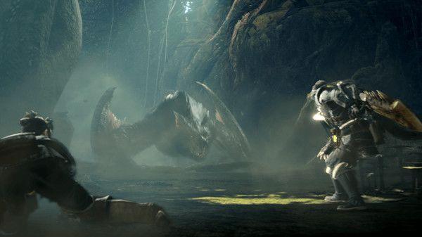 PC版《怪物猎人世界 Iceborne》2020年1月推出 Steam页面上线
