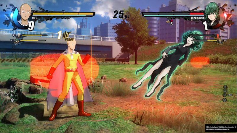 《一拳超人 无名英雄》试玩报告 是男人就撑150秒
