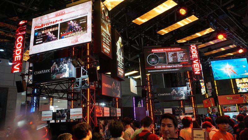 TGS2019带你逛现场之万代南梦宫展台