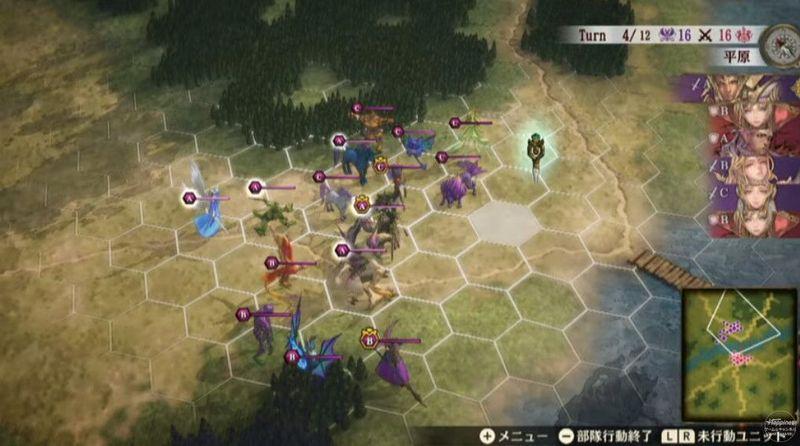 《卢纳基亚传说》TGS实机演示 包含可选势力、单位能力和战斗
