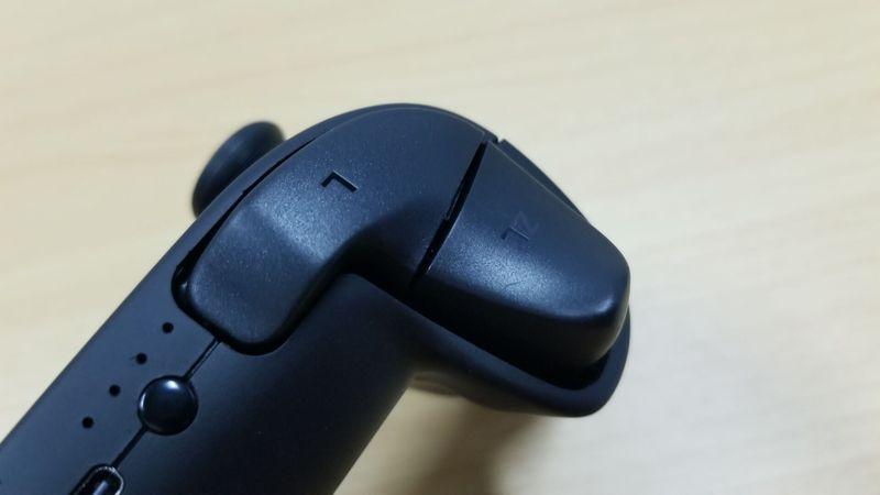 谷粒金刚Pro手柄开箱使用体验 同时满足手感和功能性的选择