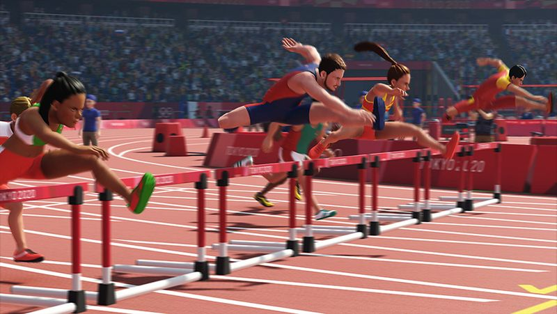 《2020东京奥运 官方授权游戏》追加项目 免费升级今日发放