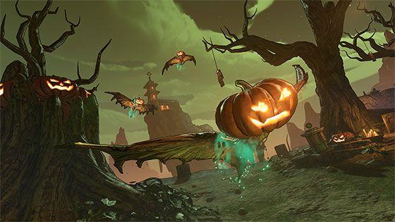 """《无主之地3》10月推出第一弹免费DLC""""血腥收获节""""活动"""
