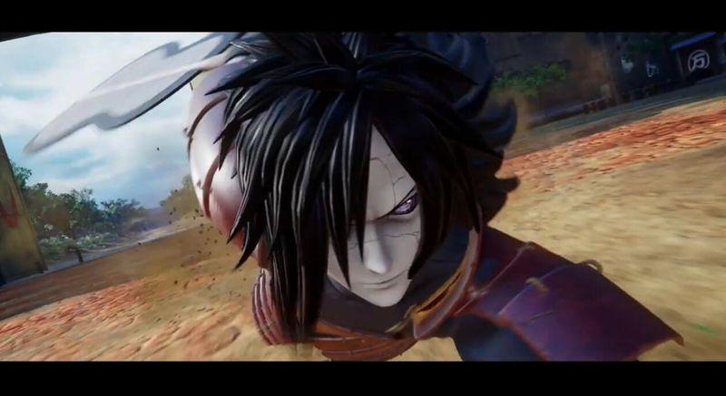 《JUMP力量》宇智波斑角色宣传视频公开 预计今冬推出