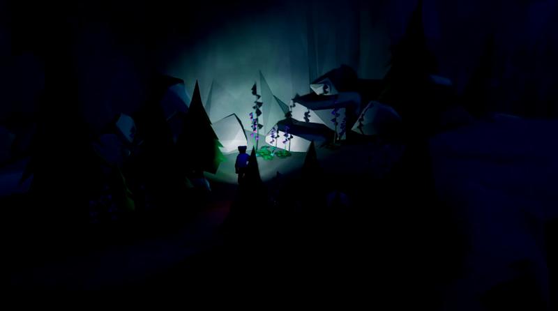 独立游戏《孤山速降》最新宣传视频公开 预计10月23日发售