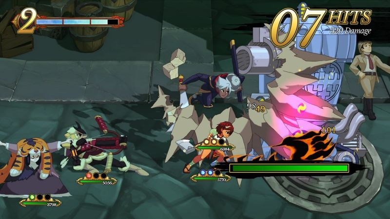 505 GAMES与LAB ZERO独立游戏新作《Indivisible》今日发售