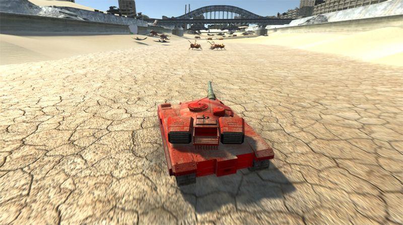《重装机兵Xeno Reborn》最新游戏截图公开 续作概念图放出