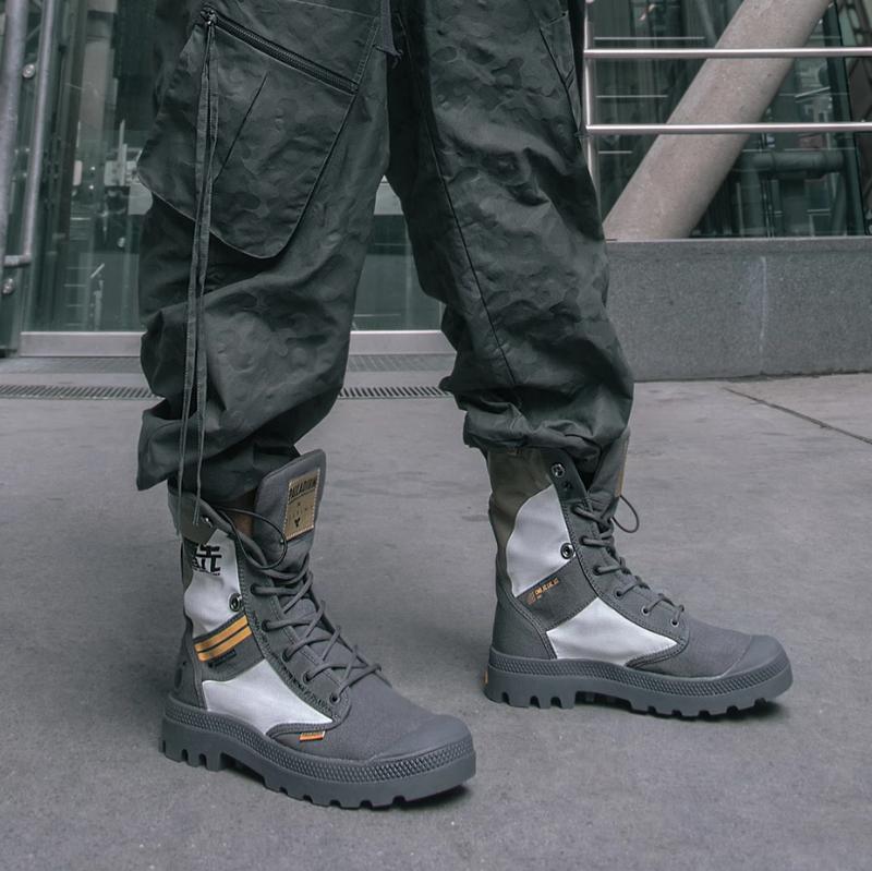 Bungie與Palladium聯名款《命運2》運動鞋今日上架Bungie商城
