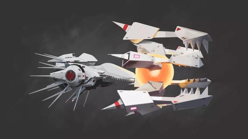 《R-Type Final 2》开启新机票选活动 造型一如既往的诡异