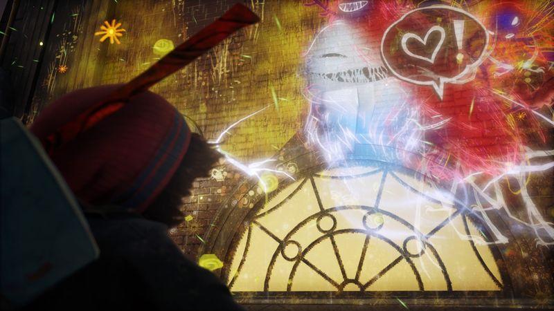《壁中精靈》評測:可供小憩片刻的現代版神筆馬良