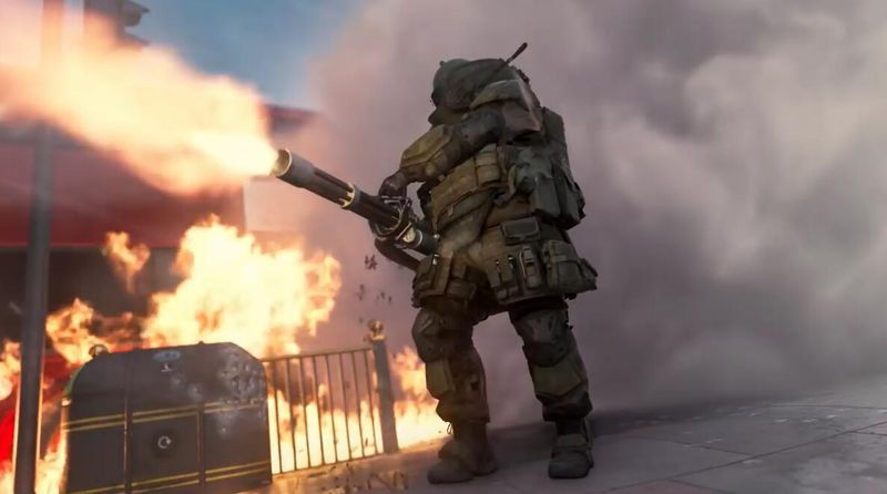 《使命召喚 現代戰爭》特別行動生存模式宣傳視頻公開