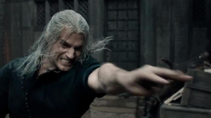 Netflix《巫师》电视剧公开先导预告片 今晚有正式版公布