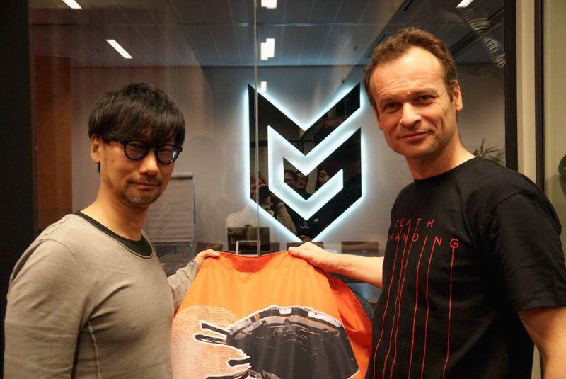 《死亡搁浅》开发者阵容 65人曾任职于Konami 游骑兵支援70人
