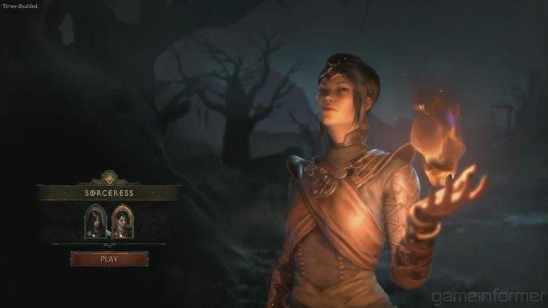 GI公开《暗黑破坏神4》巫师10分钟实机演示