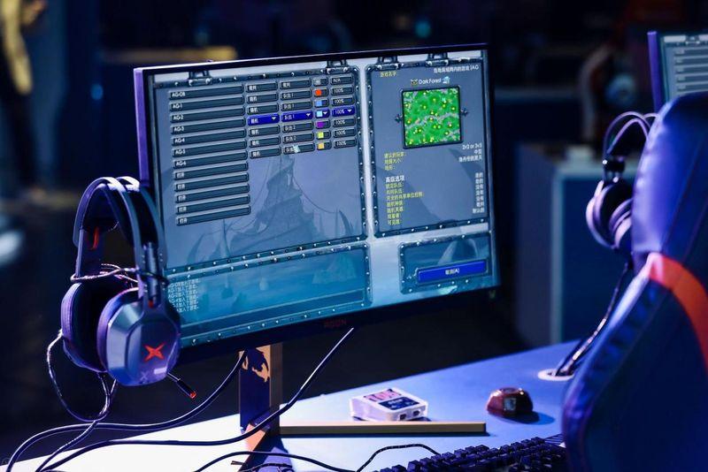 AGON爱攻x《魔兽争霸3 重制版》联合定制显示器品鉴会圆满收官