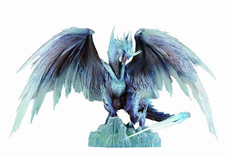 《怪物猎人世界》新一番赏公开 奖品包含大比例冰呪龙手办