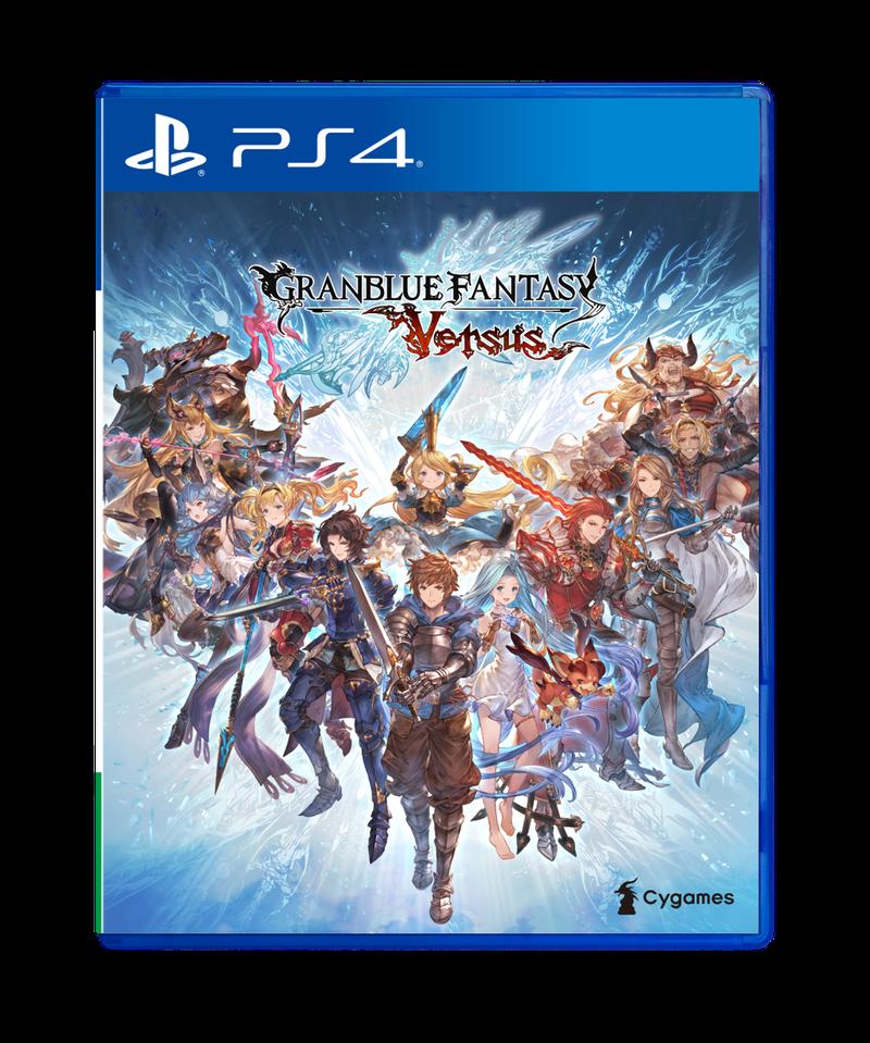 PS4对战格斗游戏《碧蓝幻想VERSUS》确定将发售亚洲限定版