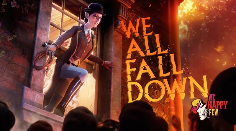 《少数幸运儿》DLC公开 内容将讲述本篇之后的故事