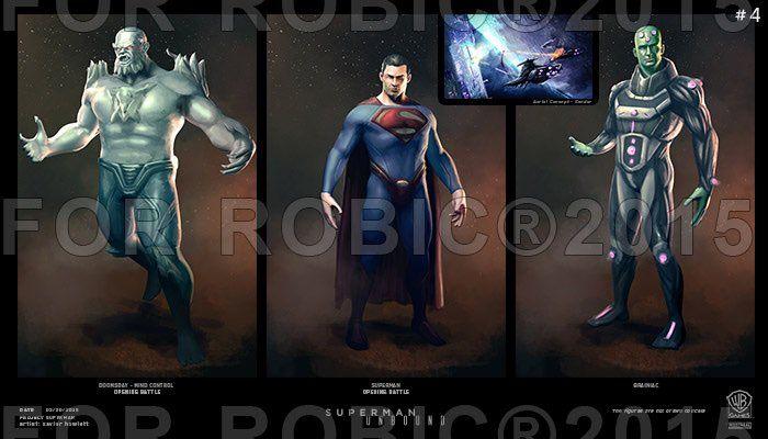 传闻:华纳自2013年以来曾取消过两款《超人》游戏