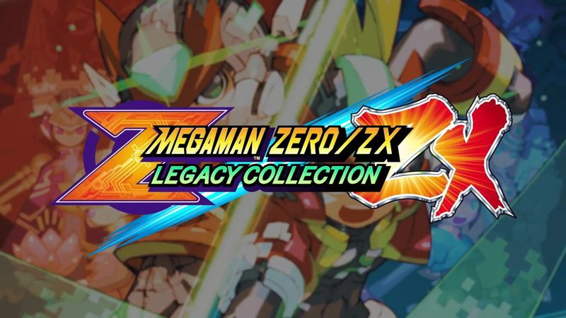 《洛克人Zero/ZX 遗产合集》将延期至明年2月25日推出