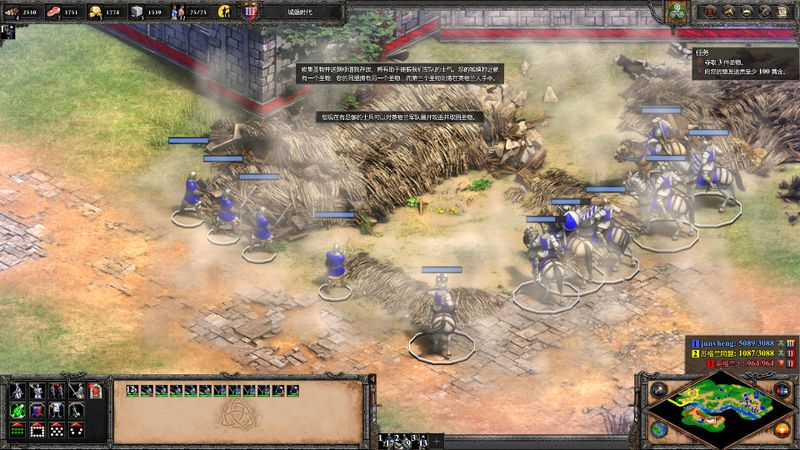 《帝国时代2 决定版》评测:20年后依然是最具魅力的RTS
