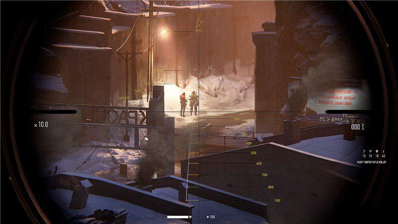 《狙擊手 幽靈戰士契約》發售 百種方法狙殺敵人