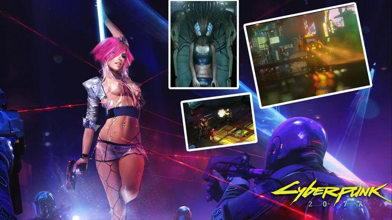 《赛博朋克2077》主线比《巫师3》略短 成人内容会让玩家满意