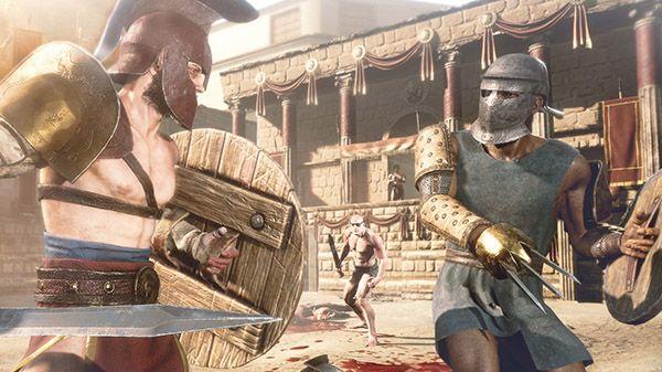 《角斗士X》预计明年登陆主机和PC PSP游戏《角斗士》的重启