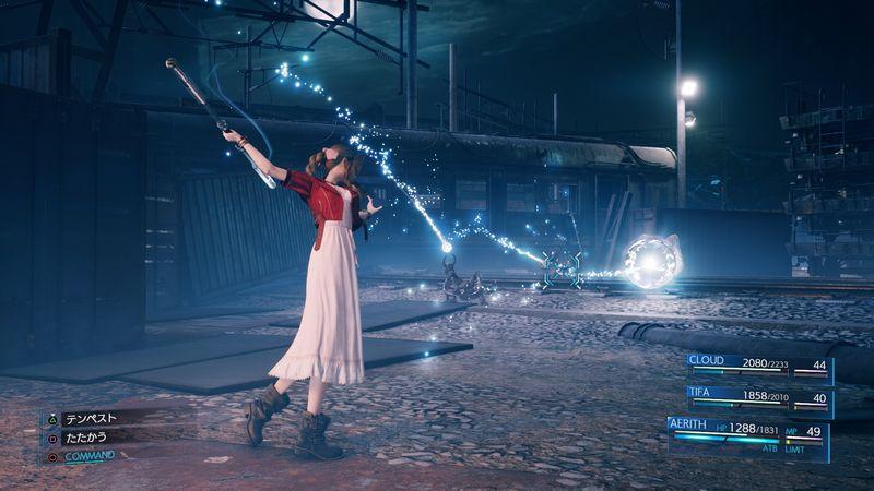 《最终幻想7 重制版》大量新截图:希瓦、列车墓场、神罗大楼等