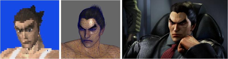 PlayStation公开经典角色形象对比 奎托斯、雄火龙的成长史