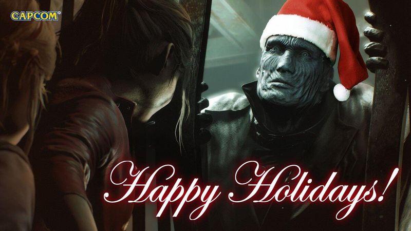 游戏厂商圣诞贺图汇总 祝大家节日快乐!