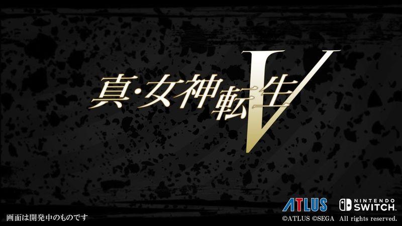 2020年日本开发商新年寄语 《真女神转生5》在做了