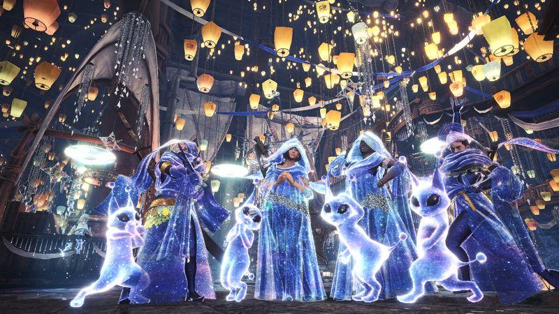 """《怪物猎人世界 Iceborne》2周年庆典""""大感谢之宴""""活动任务公开"""