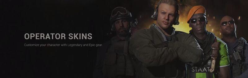 《使命召唤 现代战争》第二赛季季票泄露 新角色Ghost登场