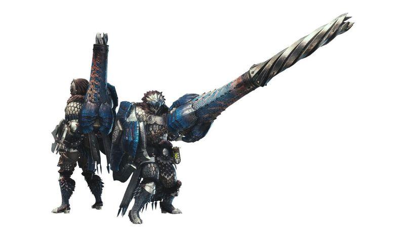 《怪物猎人世界 冰原》长枪使用心得 怪猎冰原长枪玩法